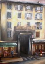 Porte des bagnards St jean du Var