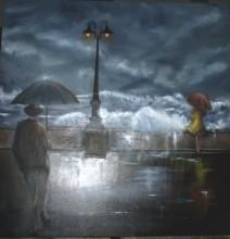 orage  à Toulon